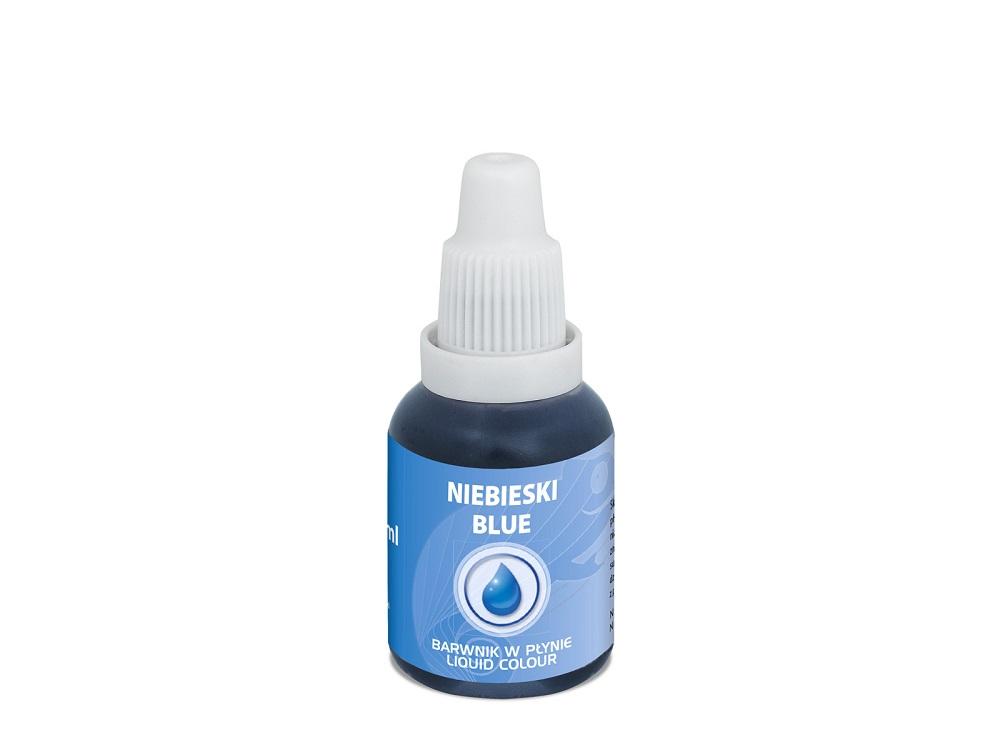 Airbrush colour Food Colours Blue (20 ml)