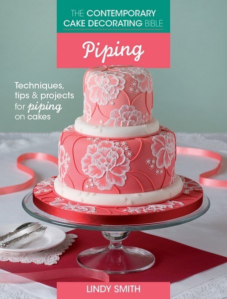 Obrázek k výrobku Kniha Lindy Smith - The Contemporary Cake Decorating Bible: Piping