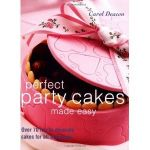 Detail k výrobku Kniha Perfect Party Cakes Made Easy - Carol Deacon